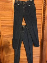 Two pair women's jeans in Fort Hood, Texas