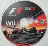 f1 formula 1 2009 (nintendo wii game) disc only, no box, no instructions in Kingwood, Texas
