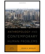 anthropology and contemporary human problems - 6th edition (electronic copy) in Miramar, California