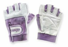 grizzly fitness 8758-75 womens purple paw gloves x-small in Quantico, Virginia