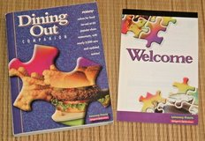 Vintage 2002 Weight Watchers Winning Points Dining Out Companion SoftCover Book in Joliet, Illinois