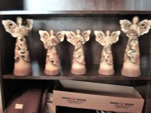 5 piece angel table top display - new with tags in Naperville, Illinois