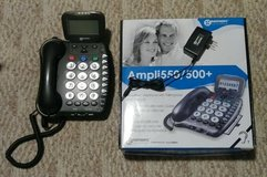 Amplified Phone for Hearing Impaired in Quad Cities, Iowa