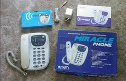Miracle Phone for Hearing Impaired in Quad Cities, Iowa