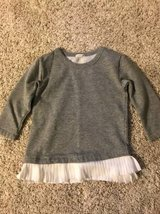Crewcuts by JCrew girls sweatshirt size 8 in Joliet, Illinois