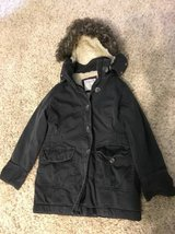 77 Kids By American Eagle girls sherpa parka Size 8 in Joliet, Illinois