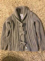 Heirooms girls sweater cardigan size 6 in Naperville, Illinois