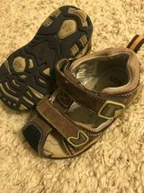 Umi boy's toddler sandals size 6.5 in Naperville, Illinois