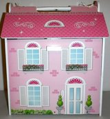 "New w/defect! Teamson Kids Doll House for Mini ~3.5"" Dolls in Chicago, Illinois"