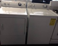 GE washer and dryer set in Beaufort, South Carolina