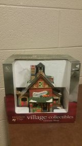 Holiday Time Village Collectibles Grocery Shop (T=11) in Fort Campbell, Kentucky