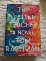 The Italian Teacher novel by Tom Rachman in Camp Pendleton, California
