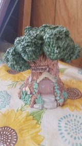 "5"" Resin HAPPY EASTER Tree Figurine!  Cute and in nice condition. in Kingwood, Texas"