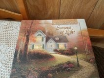 "Thomas Kinkade ""SEASONS OF LIGHT"" Picturesque Book in Kingwood, Texas"