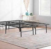 Twin Size Platorm Bed Frame - New! in Joliet, Illinois