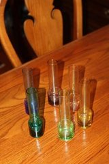 Six Colors Long Stem Shot Glasses in Kingwood, Texas
