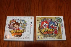 3DS Yo Kai Watch and Kai Watch 2 Fleshy Souls in Kingwood, Texas