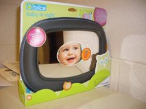 Munchkin Brica Baby In-Sight Car Mirror (T=16) in Fort Campbell, Kentucky