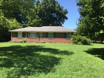 All brick ranch near Ft. Campbell in Clarksville, Tennessee