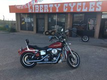 1994 Harley Dyna convertible super nice in Alamogordo, New Mexico