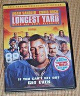 NEW Longest Yard Collectors Edition DVD Story of Football Paul Crewe in Chicago, Illinois