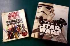 Star Wars Books Set of 2 in Westmont, Illinois