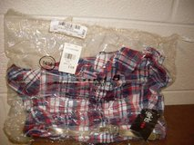 Girls Plaid Short Sleeve Dress (T=37) in Fort Campbell, Kentucky