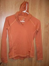Mountain Hardwear Pullover Hoody - XS- Burnt Orange Women's (T=37) in Fort Campbell, Kentucky