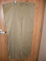 Dickies Loose Fit Double Knee Work Pant - Khaki (T=37) in Fort Campbell, Kentucky