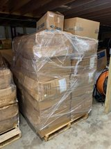 Large Lot of Safety Equipment - 3 Pallets of New Equipment in Tomball, Texas