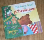 Vintage 1998 Golden Book The Sweet Smell of Christmas Hard Cover Picture in Morris, Illinois