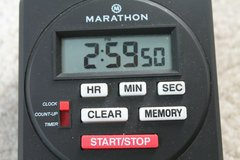 Marathon Table Top Large Digital Timer, 24 Hour Count Up, Countdown & Clock in Oswego, Illinois