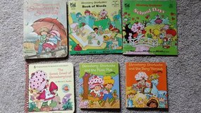 Strawberry Shortcake books - 1980s in Joliet, Illinois