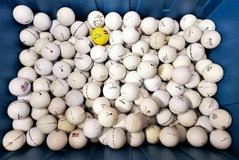 Lot of 170 Used Golf Balls in Chicago, Illinois