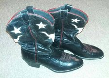Cowboy Boots 5M in Bolingbrook, Illinois