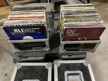 Large Record LP Collection - 200+ Records - Includes Commercial Cases in The Woodlands, Texas