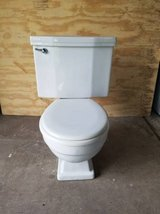 American Standard Toilet 2 Piece White VINTAGE in Glendale Heights, Illinois