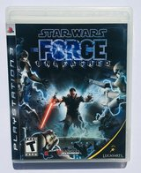 PS3 Star Wars The Force Unleashed Video Game Sony PlayStation 3 in Joliet, Illinois