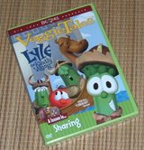 NEW Veggie Tales Lyle the Kindly Viking DVD Vintage 2001 SEALED in Plainfield, Illinois