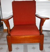 MCM Mid Century Open Arm Lounge / Accent Chair in Bolingbrook, Illinois