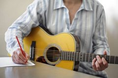 Group Guitar Lessons -- different groups for different ages/interests in Oswego, Illinois