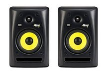 KRK Rokit 6 Studio Monitors (Pair) in Fort Campbell, Kentucky