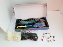 ORIGINAL AUTHENTIC RAINBOW LOOM KIT + BOX + CHARMS + LOTS OF EXTRA BANDS in Chicago, Illinois