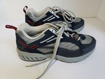 NEW MEN'S ATHLETEC JOGGER ATHLETIC SHOES NAVY/GRAY size 10.5 * NEW IN BOX in Westmont, Illinois