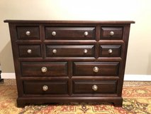 Dresser dark espresso finish in Joliet, Illinois