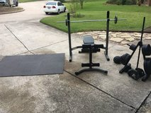Workout Equipment in Tomball, Texas