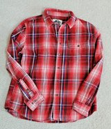Old Mill Red Plaid Flannel Shirt, Men's XL in Bolingbrook, Illinois