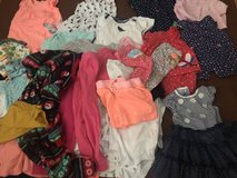 Lot of baby girl clothes size 9 m all for $10.00 in Aurora, Illinois