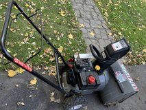 SEARS CRAFTSMAN SNOWBLOWER. EXCELLENT CONDITION. NEW CARBEURATOR in Fort Drum, New York