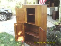 CABINET MADE AMISH FROM INDIANA ALL WOOD in Westmont, Illinois